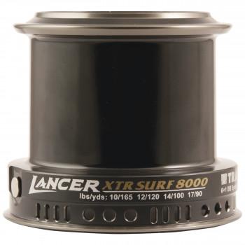 Шпуля Trabucco LANCER XTR SURF 8000 Black PE (035-13-802)