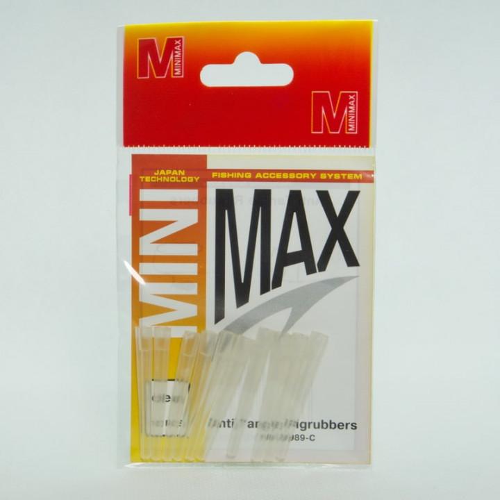 Пыльник силиконовый прозрачный 33 мм для оснастки на пеленгаса